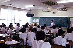 愛知中学(NHK-TV収録)